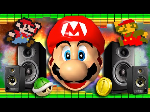 File Select  Super Mario 64 Remix