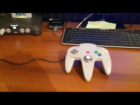 Nintendo 64 слушаем mp3