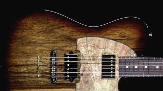 Deep Melancholy Groove Guitar Backing Track Jam in C Minor