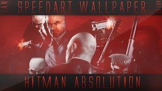 Hitman Absolution | SpeedArt | AbyssDan Design