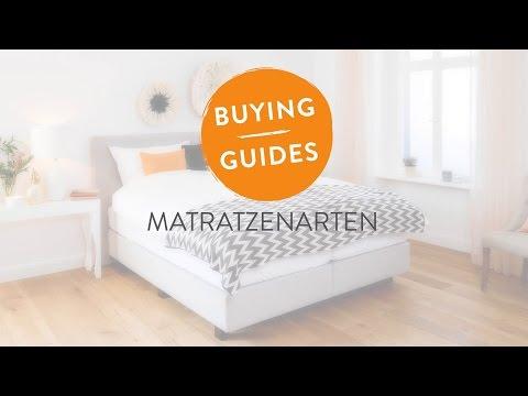 Wie findet man die perfekte Matratze für sein Boxspringbett?   WESTWING Buying Guide