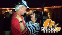 TGI Friday Happy Hour at the Meridian RV Resort on 11.15.13