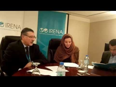 IRENA Renewable Energy Jobs in UAE