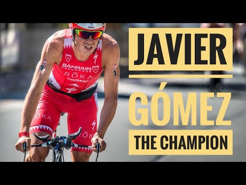 Javier Gómez - The Champion // Triathlon Motivation 2017