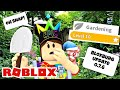 I MAXED OUT MY GARDENING SKILL IN ONE DAY! Roblox | Bloxburg Update 0.7.6
