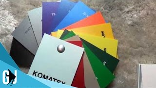 #117: Komatex PVC Board by Kommerling is a Great DIY Material