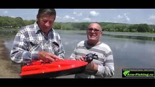 Arm-Fishing Каспер особисто в руки!!!