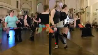 Eurodance weekend June 2018 - social dancing in the Windsor room