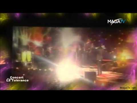 Cheb Khaled - Didi - Live au Concert Pour La Tolérance maroc 2012