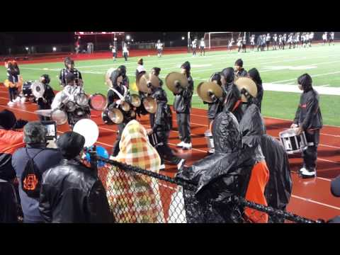 Booker T. Washington Homecoming 2015 Funky Ds