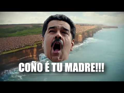 Maduro coño e tu madre 2018