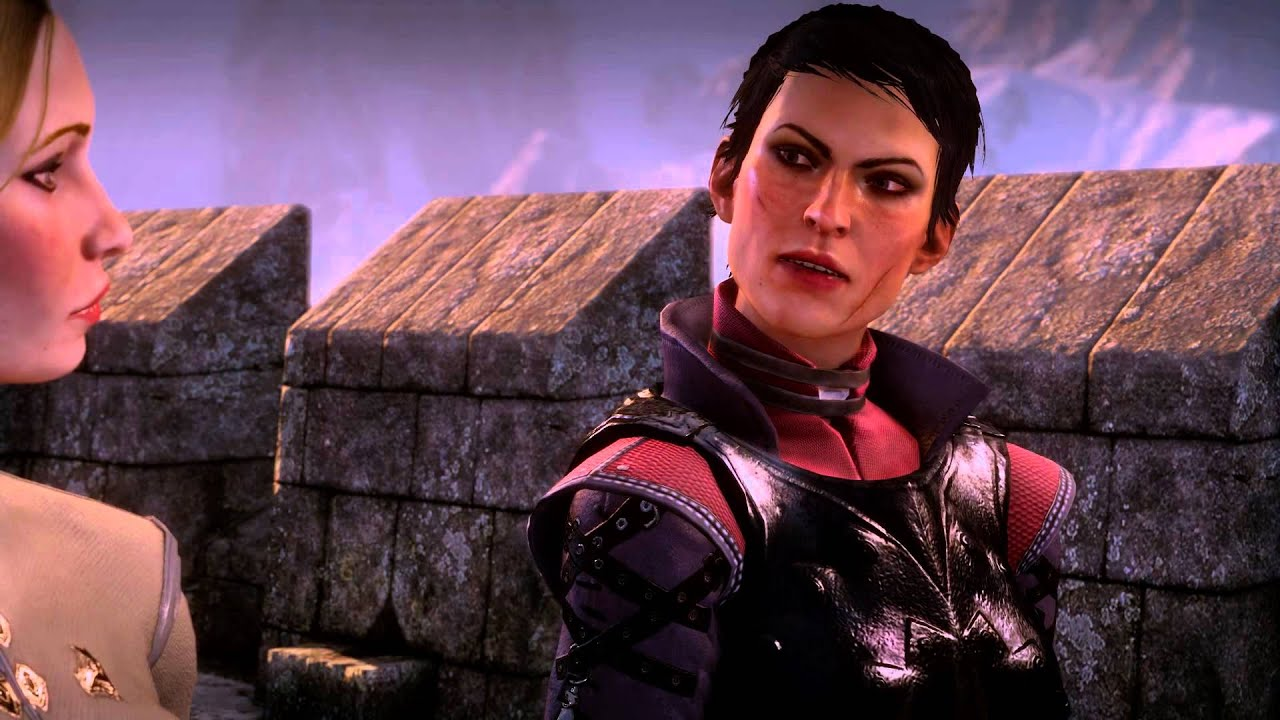 Dragon Age Inquisition: Cassandra's Goodbye
