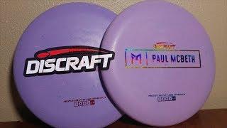 Paul Mcbeth Discraft Luna Unboxing - Disc Golf Nerd