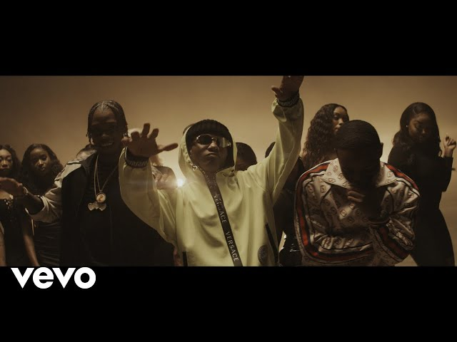 Krept & Konan - G Love ft. WizKid