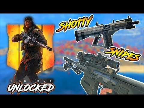 CoD BLACKOUT | THE BEST *NEW* COMBO iS A SHOTGUN AND SNiPER!!!! (SPiCY SNiPER SHOTS & 17 KiLL WiN)
