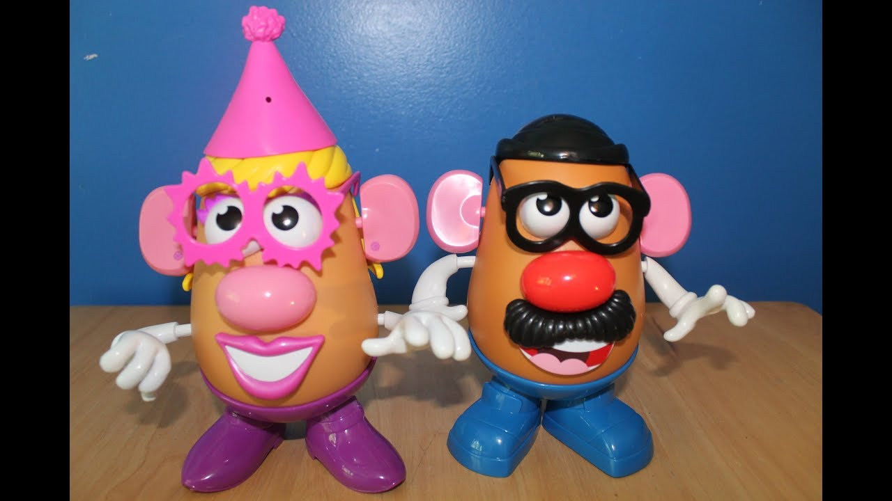 mr potato head With mr (and/or mrs) potato head, learning is fun and natural remember children learn best through play so why not offer them a toy as versatile as.