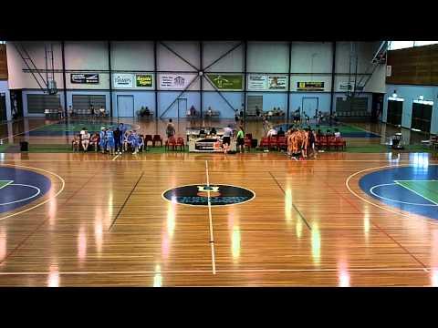 TV Jets U14 Boys vs Essington Basketball Darwin NT Australia First Half