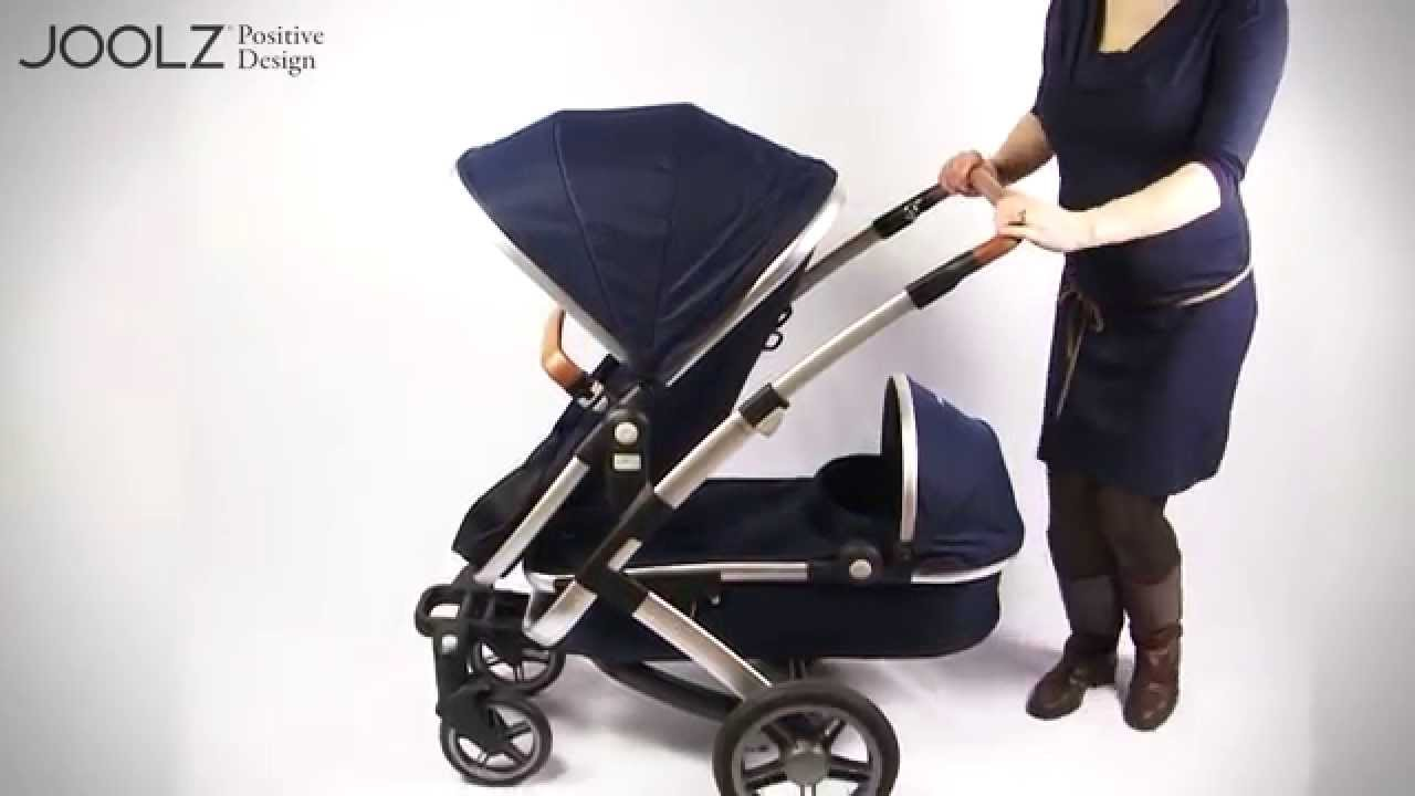 Joolz Day 2 Earth Youtube Joolz Geo Duo Upper Seat Lower Cot Demo