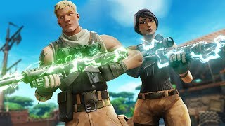 We created new Fortnite accounts and tried to hit trickshots... (Road to a TRICKSHOT! #9)