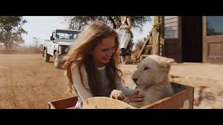 Mia And The White Lion Official Trailer April 12 Youtube