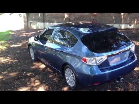 Subaru AWD Impreza 2009 review @ Edward Lee's