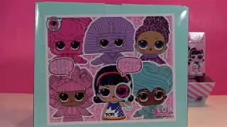 LOL Panenky  NOVA SERIE 4, L.O.L. Surprise! Under Wraps Doll- Eye Spy