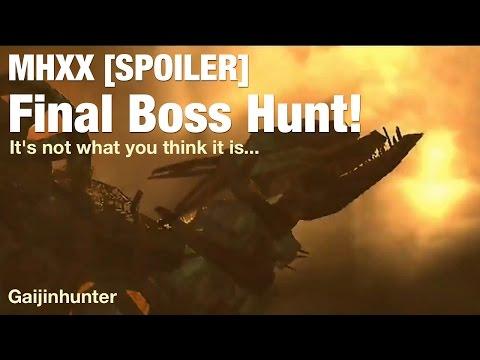 MHXX: Final G-Rank Boss [Spoilers!]