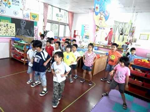 臺東市向日葵幼稚園兒歌歡唱 - YouTube