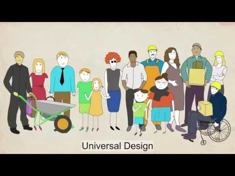 ‎Universal Design‬: The World Comfortable for All