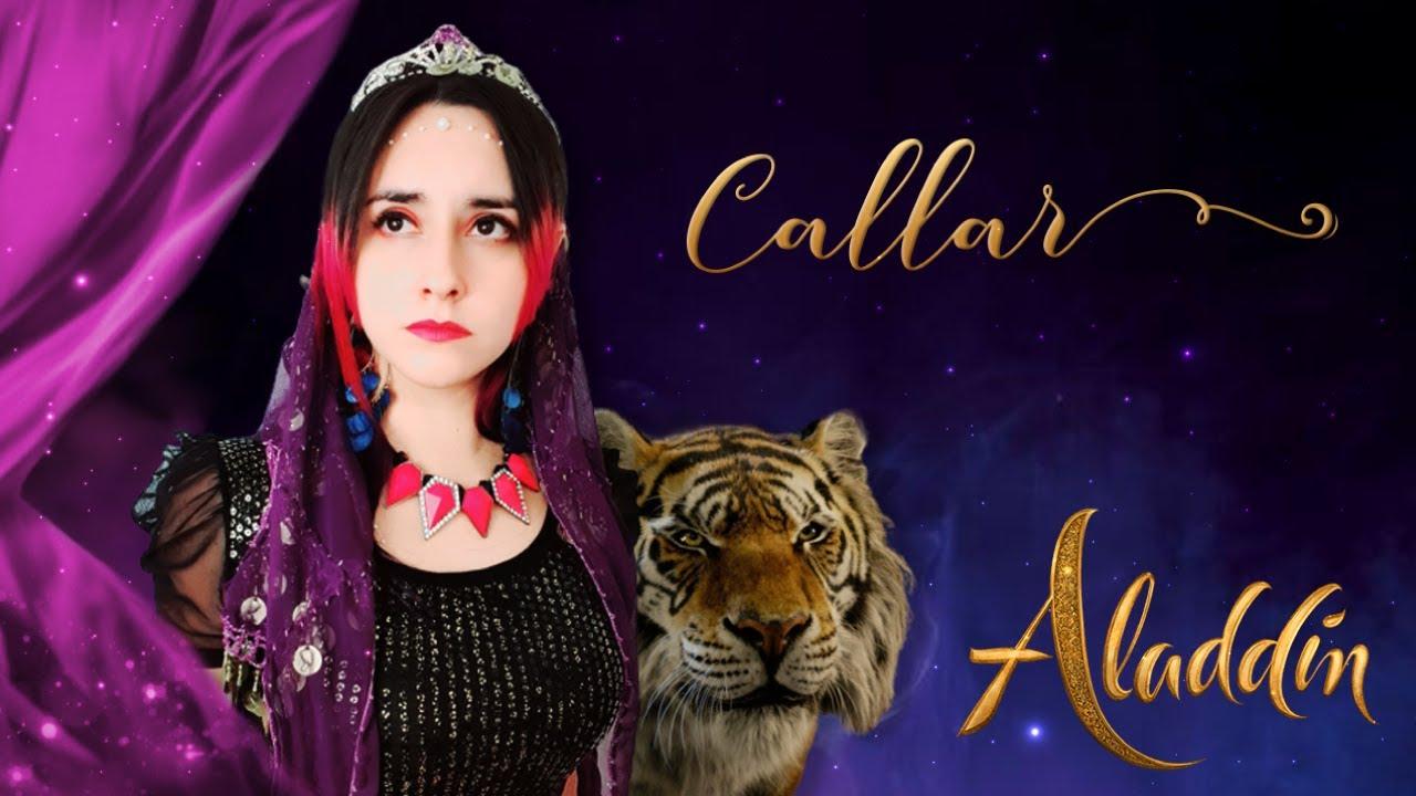 Aladdin - Callar (Cover en Español) Hitomi Flor