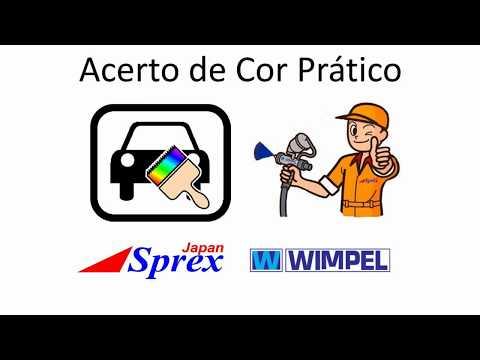 Sprex Japan - Curso de Acerto de Cor Pratico