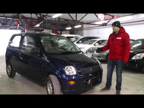 Характеристики и стоимость Mitsubishi Minica 2010 год (цены на машины в Новосибирске)