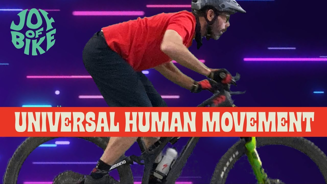 OVER 40 MOUNTAIN BIKE SKILLS | BODY POSITION | Squat to potty. Hinge to win.