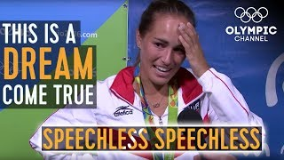 Who Knew Olympians Could Sing?  SPEECHLESS ft the Stars of Rio 2016