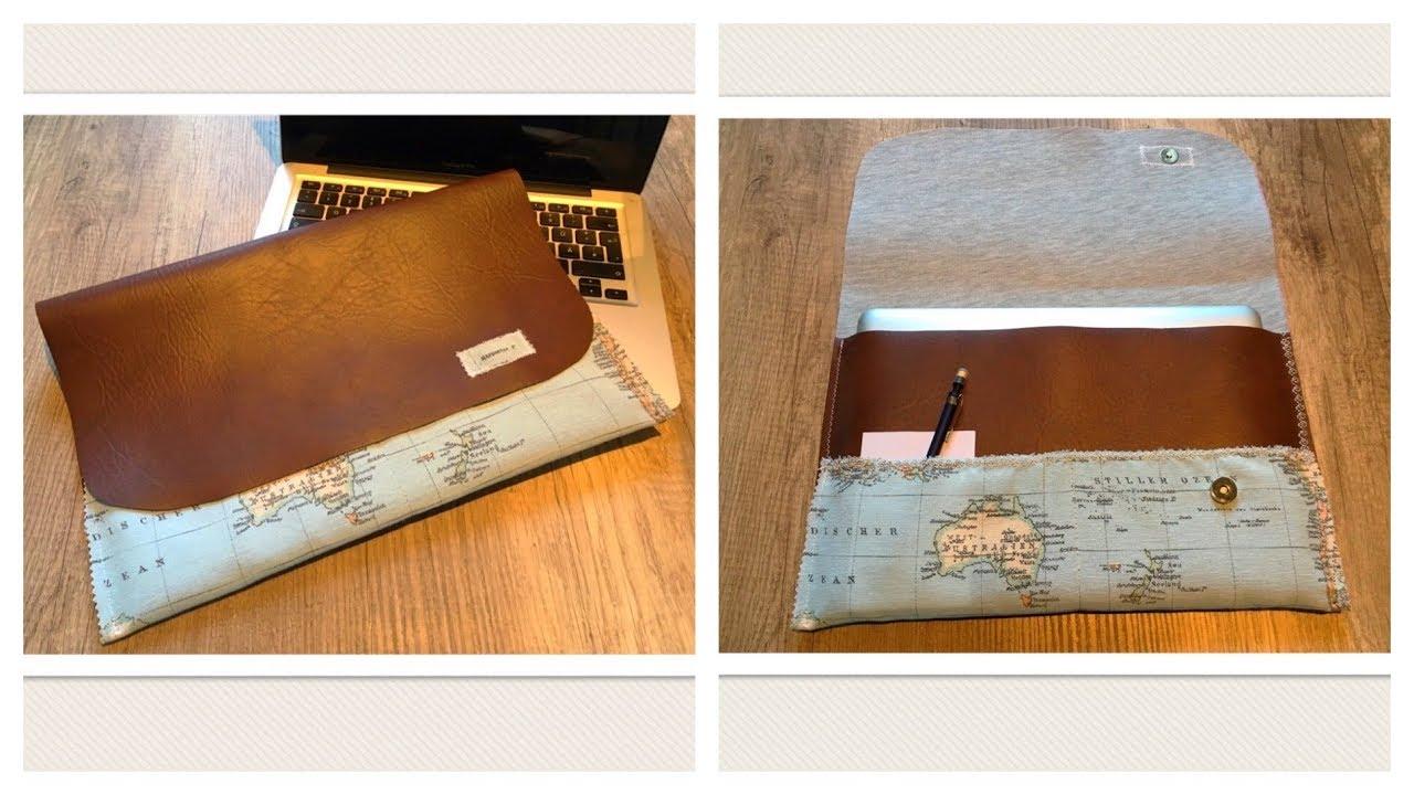 Nähen Tasche Notebook Youtube 6bfy7g Einfach Laptop 8w0vmNn
