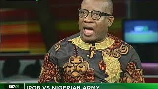 TVC Breakfast 15th September 2017 | IPOB Vs Nigerian Army