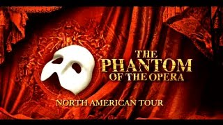 Phantom of the Opera March 23-April 1 at the Kravis Center
