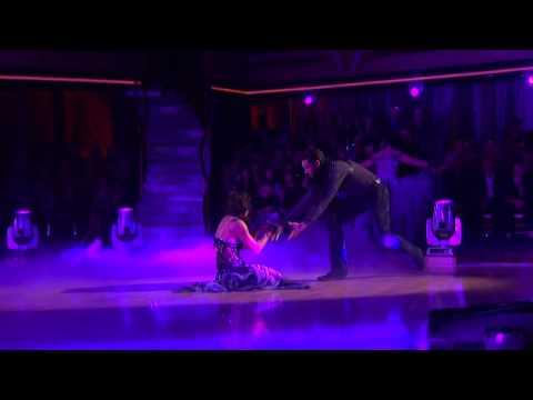 Rob Kardashian & Cheryl Burke's Week 7 Group Dance - Team Paso Doble
