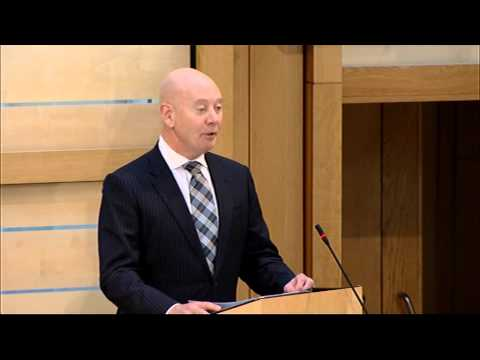 Time for Reflection - Scottish Parliament: 29th September 2015