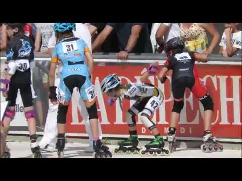 [Roller] CPRCG Championnat de France Piste 2016 Poussines