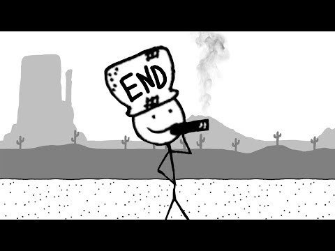 GHOST BUSTER ENDING | West of Loathing - Part 19