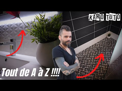 Réaliser Un Caisson Pour Cacher Des Tuyaux Youtube