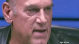 Governor Ventura confronted by the CIA
