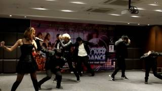 [161119] U.S.F cover dance AAA - Heart and Soul @Audition Japan Festa in Bangkok 2017
