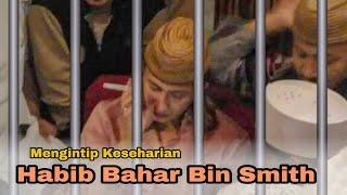 MASYALLAH!! INTIP KESEHARIAN HABIB BAHAR BIN SMITH DARI BALIK SEL TAHANAN INI YANG BELIAU LAKUKAN