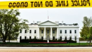 White House Fence Jumper Gets Past Secret Service