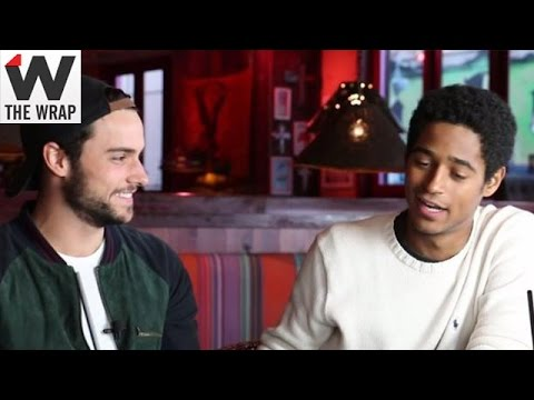 'How to Get Away With Murder' Stars Jack Falahee and Alfred Enoch Play Wrapid Fire: WhoKilledSam