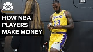 Why NBA Players Out Earn Other US Athletes
