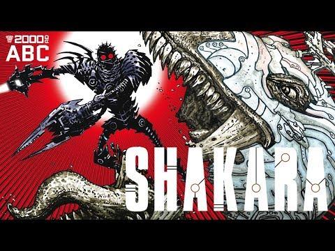 The 2000 AD ABC #78: Shakara