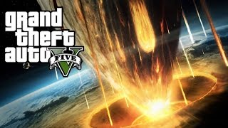 GTA 5 The End Of The World